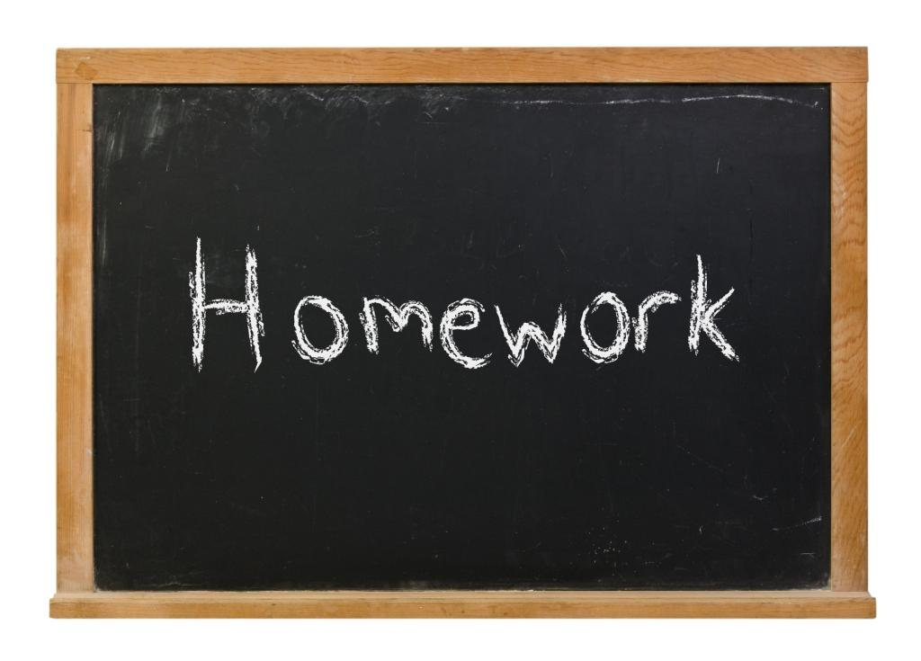 Home work for you